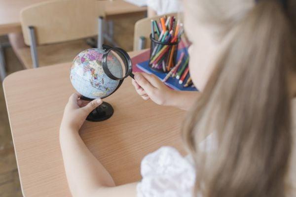 Разбиране на детето за света и живота