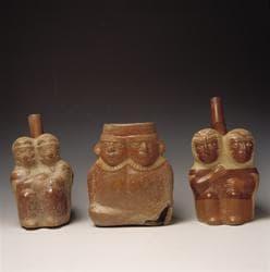 Перуански глинени съдове