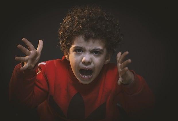 Раздразнителност при деца