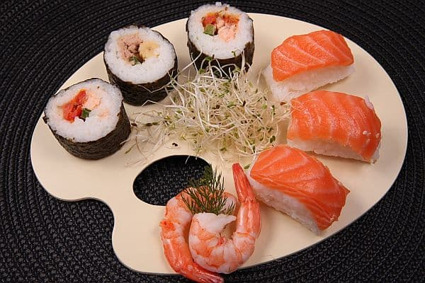 йод - морски продукти