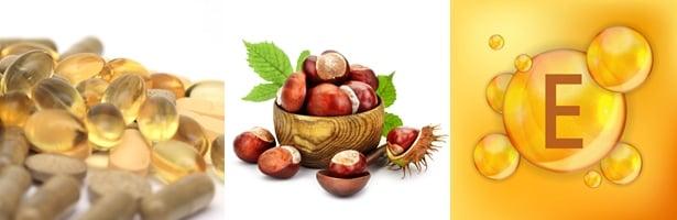 Добавки и растителни продукти за лечение на разширени вени