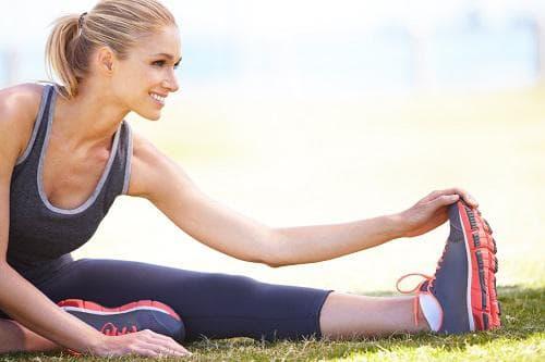Упражнение за разтягане