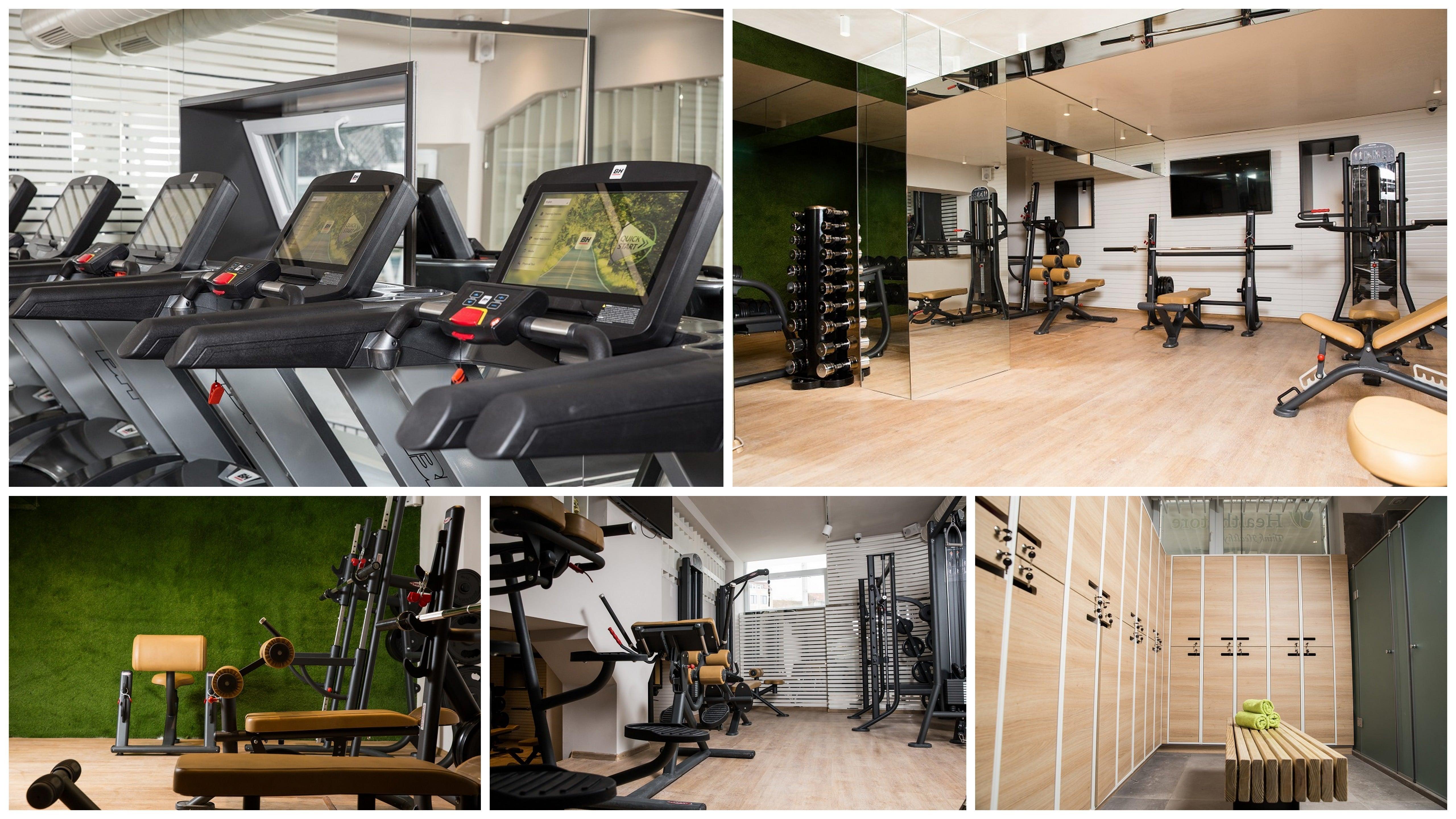 Healthstore Fitness Center, гр. Бургас
