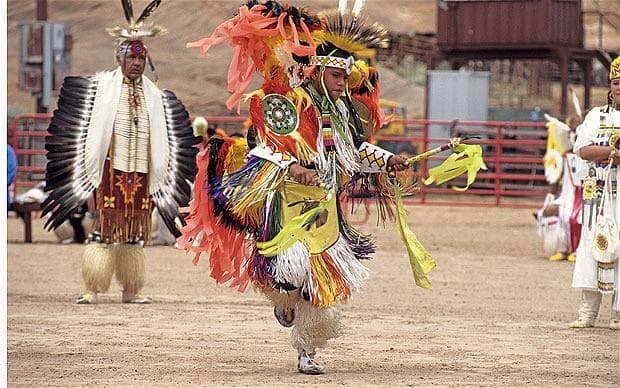 Шамани от племето Навахо