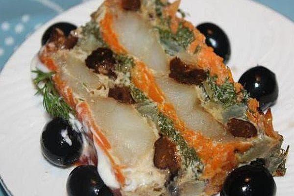 Рибена торта