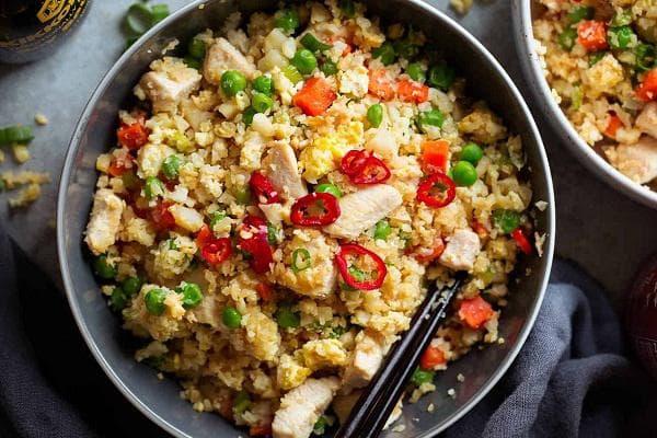Ориз със зеленчуци и месо