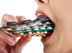 Рискови лекарствени комбинации с антибиотици