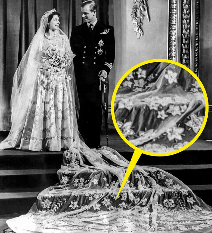 сватба на Елизабет и принц Филип