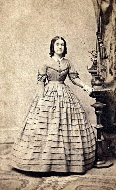 Рокля 1860 г.