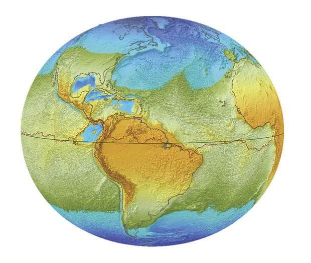 Земята, ако спре да се върти