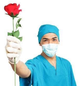 Приложение на роза в медицината