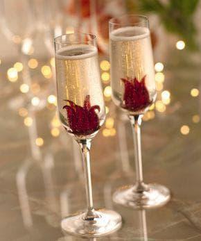 розела в шампанско
