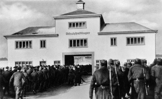 Лагерът Захсенхаузен