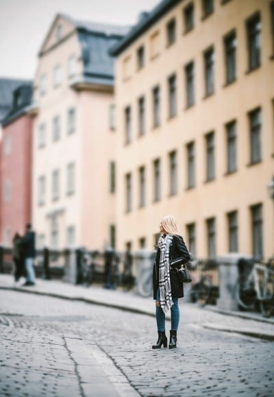 Защо шведите живеят сами