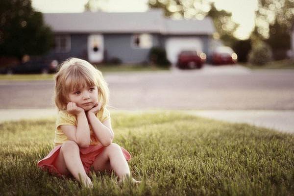 Самотно дете