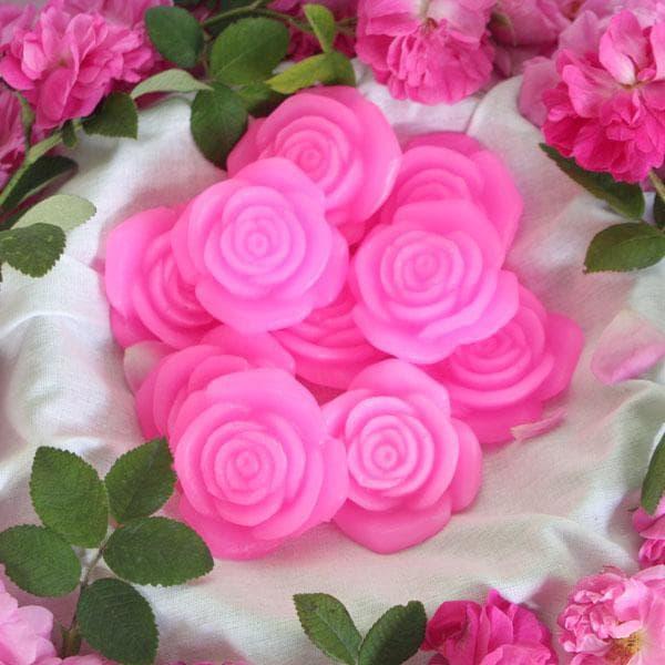 розов сапун