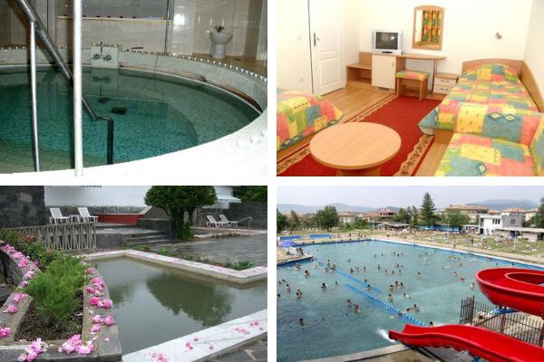 Специализирана болница за рехабилитация-Национален комплекс ЕАД, гр. Баня