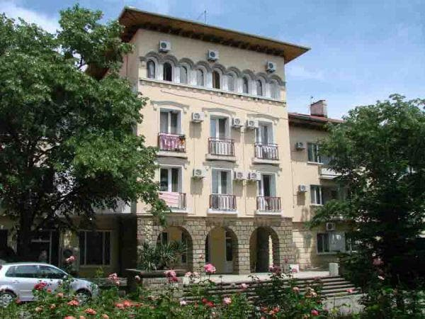 Специализирана болница за рехабилитация - Бургаски минерални бани