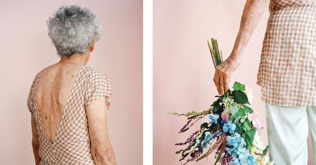 90-годишната секретарка на Алберт Айнщайн е лице на модна марка дрехи