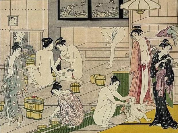 Проститутки в Япония