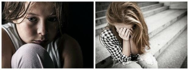 Сексуално насилие над деца