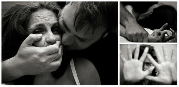 Сексуално насилие над жени