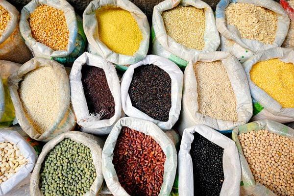 семена, чували със семена, зърно