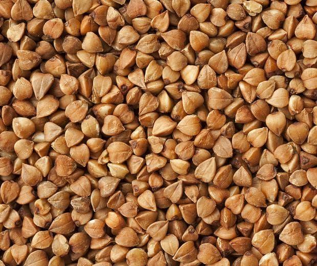Семена елда