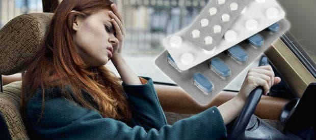 Шофиране и лекарства