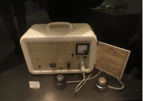 Уред за електрошокова терапия
