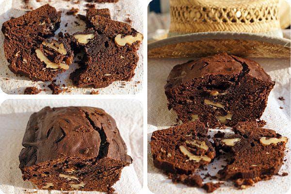 шоколадово тесто