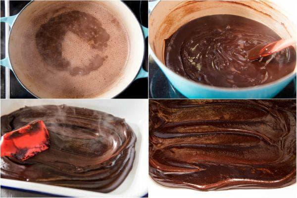Сваряването на крема