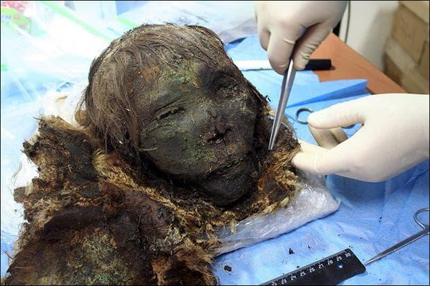 Сибирска мумия