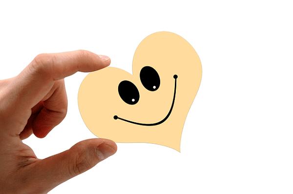 Усмивка и сърце