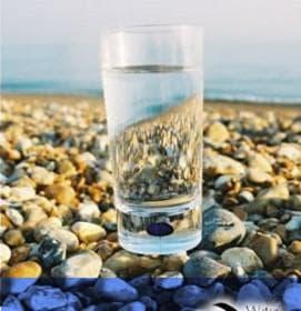 Взаимодействие между силиций и водата