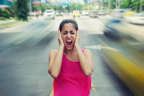 Избягвайте силни шумове
