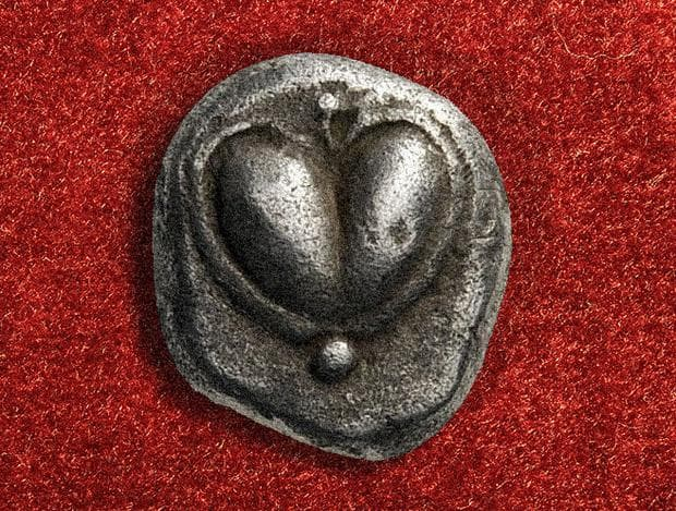 символът на билката наподобява сърце