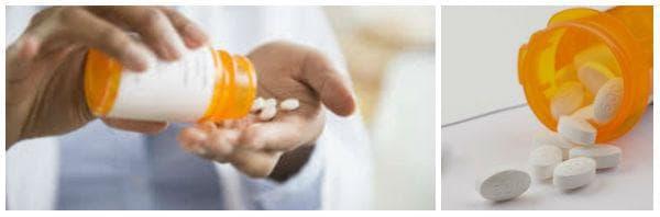 Симптоматични лекарства, използвани при множествена склероза: при гадене, мускулни спазми, депресия
