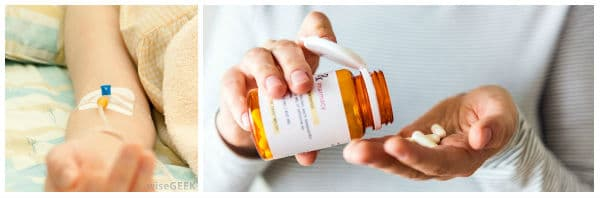 Симптоматично лечение при лептоспироза