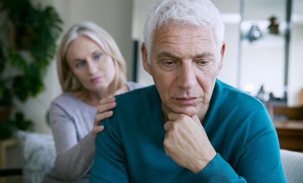 Симптоми при деменция