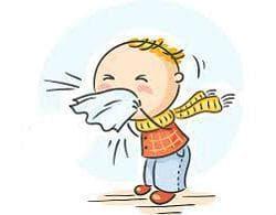 Симптоми на грип при децата