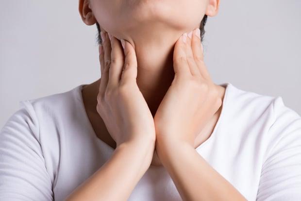 Симптоми на Хашимото: забавен метаболизъм, депресия, наддаване на тегло