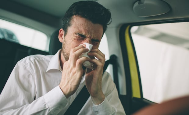 Симптоми хроничен синузит