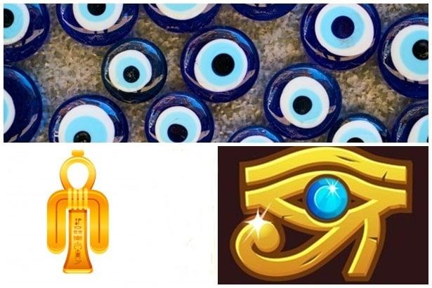 Окото на Назар, Ключалка на Изида, Уаджет