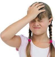 синузит и главоболие при деца