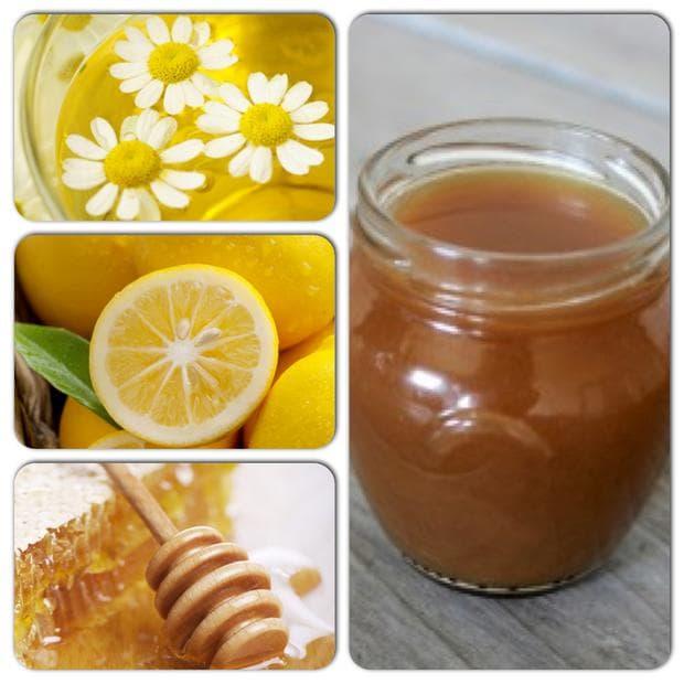 лайка, мед, лимон, джинджифил
