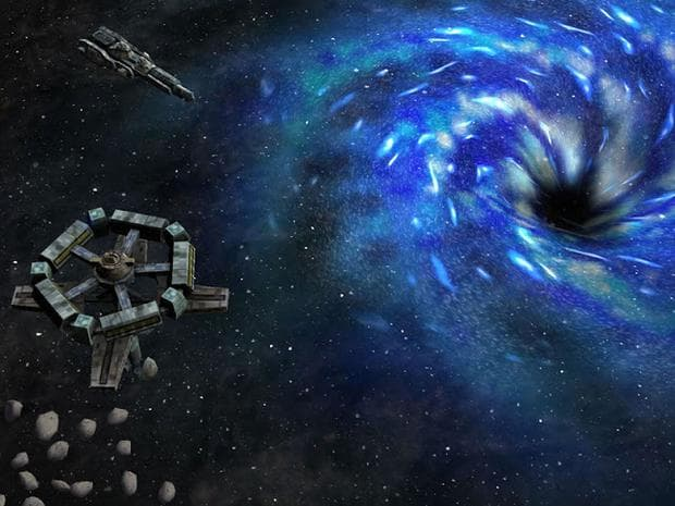 Космическо бъдеще