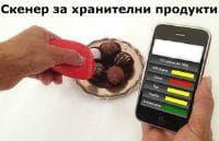 Скенер за състава на хранителните продукти