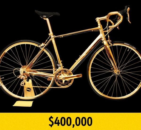 Златен велосипед