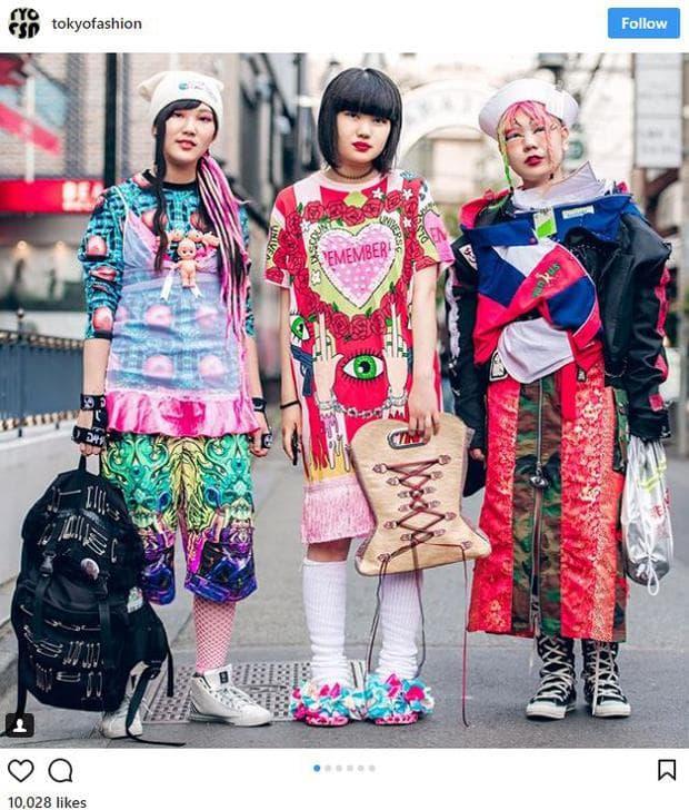Пример за новата модна тенденция